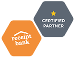 Swan Accountancy Solutions Limited is a Receipt Banks Certified Partner